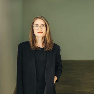 EUROPA,DEUTSCHLAND, FRANKFURT, Portrait Anna Sailer - stellvertretende Direktorin MMK Museum für Moderne Kunst Frankfurt , 01.09.2020,  (c) 2020 Lêmrich (Alina Emrich, Kien Hoang Le) / Agentur FOCUS